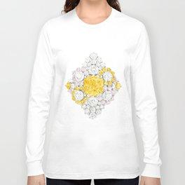 Romb Ring Long Sleeve T-shirt