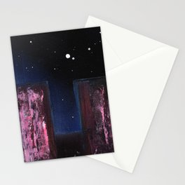 simple (Small Space 18) Stationery Cards