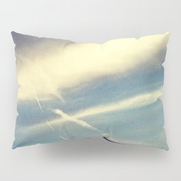 Scarred Sky Pillow Sham
