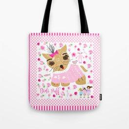 Didi puff Tote Bag