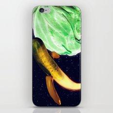Space Veggies iPhone & iPod Skin