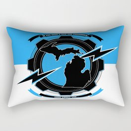 If You Seek a Bad Ass Peninsula... Rectangular Pillow