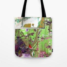 Green Earth Boundary Tote Bag