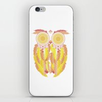 coachella iPhone & iPod Skins featuring Coachella by Dulce Velasco
