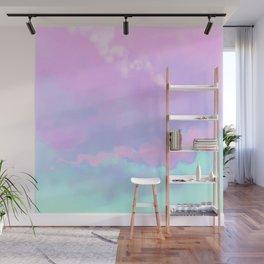 Candy Floss. Wall Mural