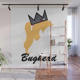 Bughead Wall Mural