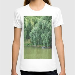 Lakeside Boat T-shirt