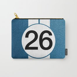 Lucky 26 Carry-All Pouch