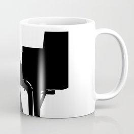 Glenn Gould, Thirty two short films about Glenn Gould,  François Girard, music poster, piano design Coffee Mug