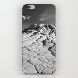 The Brain Rocks of White Pocket iPhone Skin