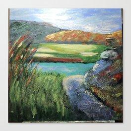 Golf Tremblant Canvas Print