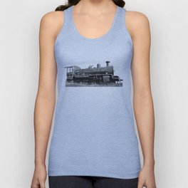 End of the line. Unisex Tank Top