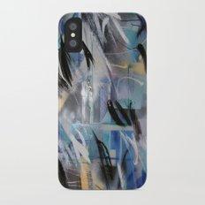 turbulence  iPhone X Slim Case