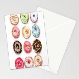 Doughnut Dream Stationery Cards