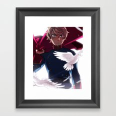 Count Troyard Framed Art Print