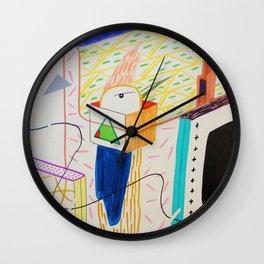 TORNASOL Wall Clock