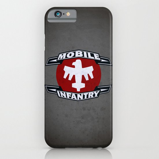 STARSHIP TROOPERS! iPhone & iPod Case