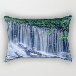 Winter Fall at Crumlin Glen Rectangular Pillow