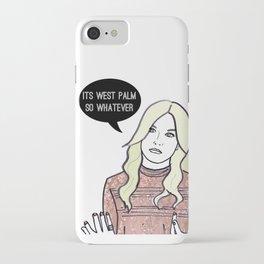 West Palm iPhone Case