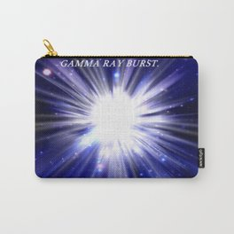 GAMMA RAY BURST. Carry-All Pouch