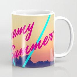 Dreamy Summer Illustration Coffee Mug