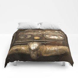 Rusty Car Comforters