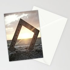 Picture Perfect Beach  Stationery Cards