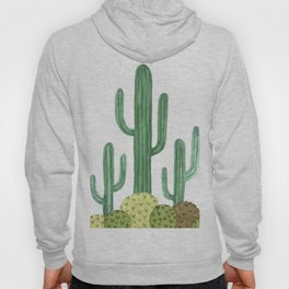 Classic Desert Cactus Hoody