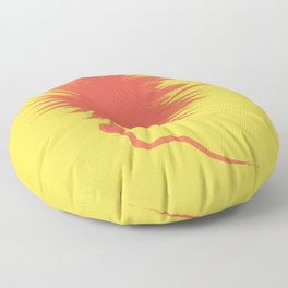 We Will Prevail Floor Pillow
