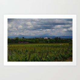 Colmar, France Art Print