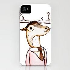 Professor Caribou Slim Case iPhone (4, 4s)