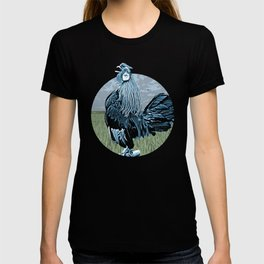 The rooster, symbol of France T-shirt