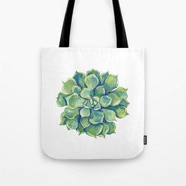 November Succulents Tote Bag