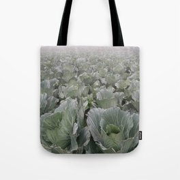 Cabbage Farm Tote Bag