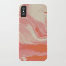 Marble Y  II iPhone Case