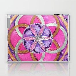 Fower of life Laptop & iPad Skin