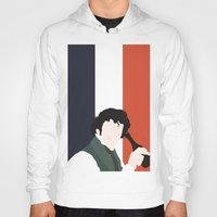 grantaire Hoodies featuring GRANTAIRE – LES MISÉRABLES by K. Frank