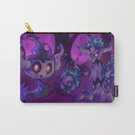 Ghost tree pokes Carry-All Pouch