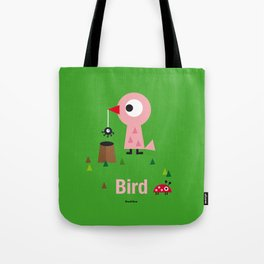 Mr. Bird Tote Bag