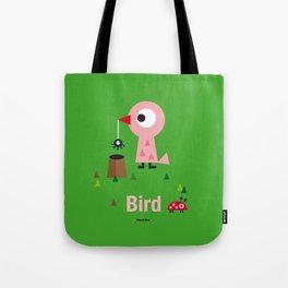 Mr. Bird Tote Bag