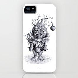 The Bewilder Tree iPhone Case