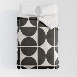 Mid-Century Modern Pattern No.3 - Concrete Comforters