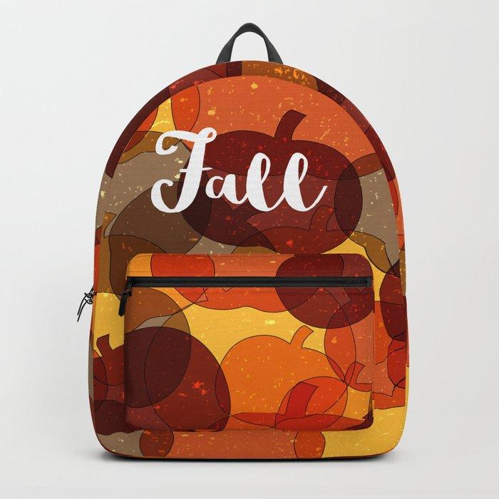 Fall Feels Backpack