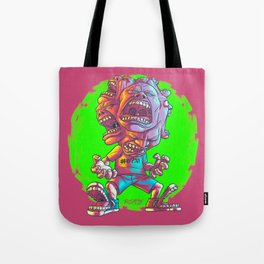 Not Enough Mouths To Scream It Out Tote Bag