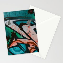 Toronto Street Art Stationery Cards