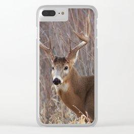 Beast Mode Clear iPhone Case