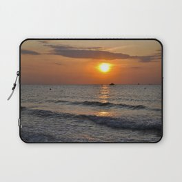 SUMMERFEELING - Sunset - Baltic Sea  Laptop Sleeve
