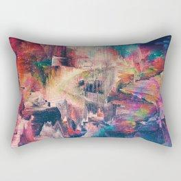 Glitch like that Rectangular Pillow