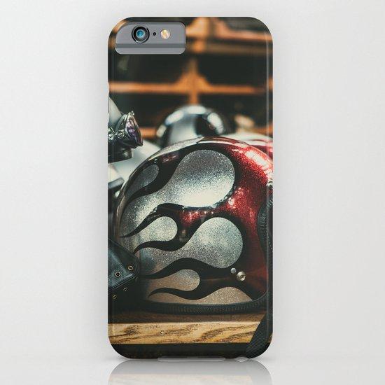 Helmets iPhone & iPod Case