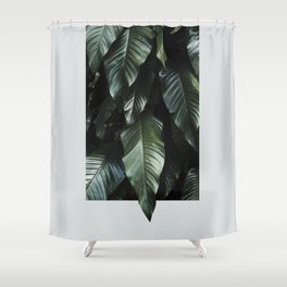Growth II Shower Curtain